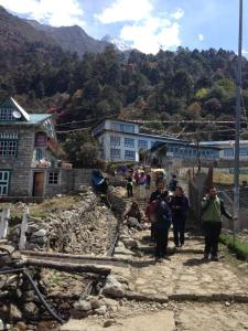 Lukla Village